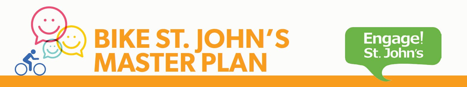 image of logo for Bike St. John's Master Plan