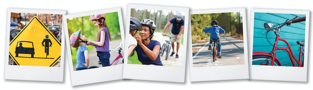 Bike lane buzz polaroid header