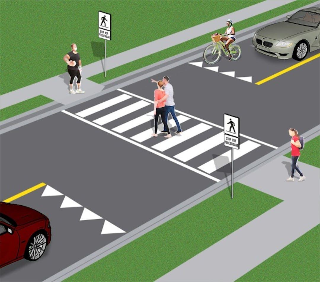 Pedestrians q9 3