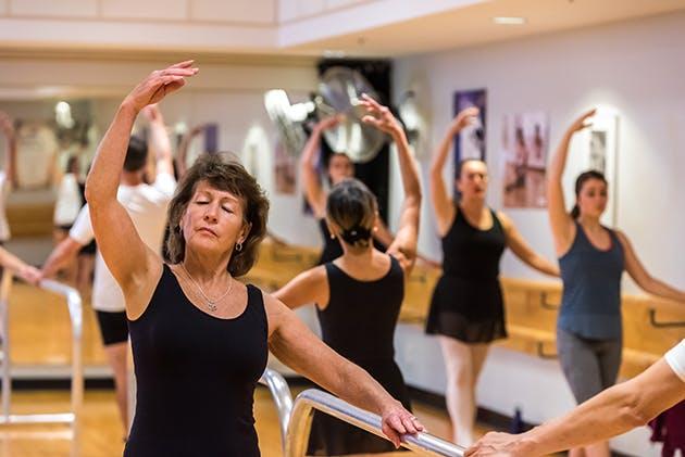 Adult ballet class   029 630x421