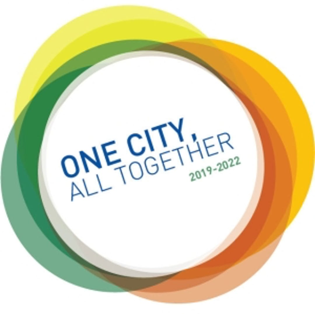 One city all together logo   sized 300 px
