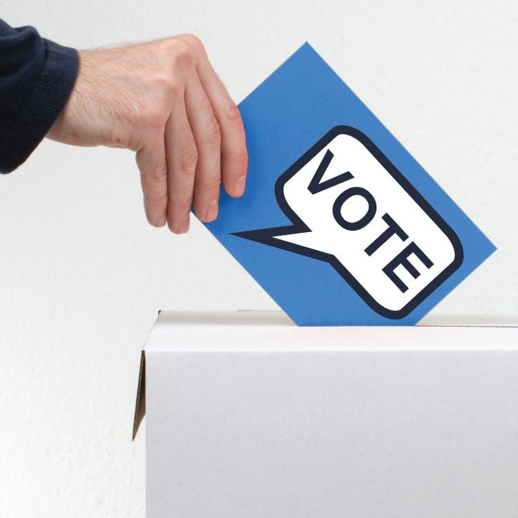 Municipal Election Kamloops Vote