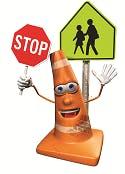 Safety cone sam